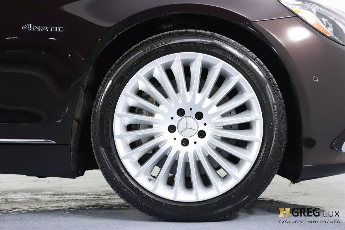 2019 Mercedes Benz S Class Maybach S 560 #15