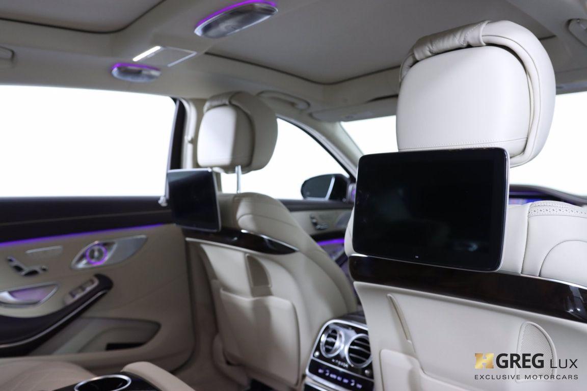 2019 Mercedes Benz S Class Maybach S 560 #76