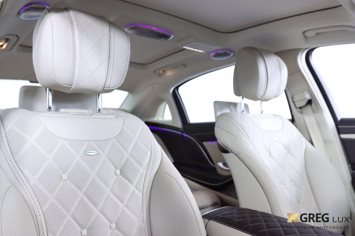 2019 Mercedes Benz S Class Maybach S 560 #36