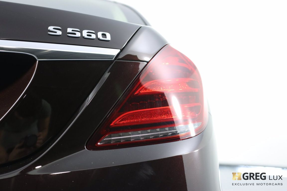 2019 Mercedes Benz S Class Maybach S 560 #23
