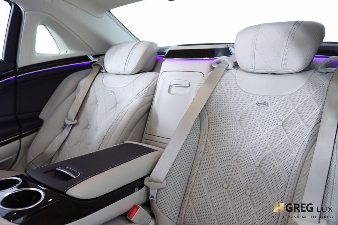 2019 Mercedes Benz S Class Maybach S 560 #38