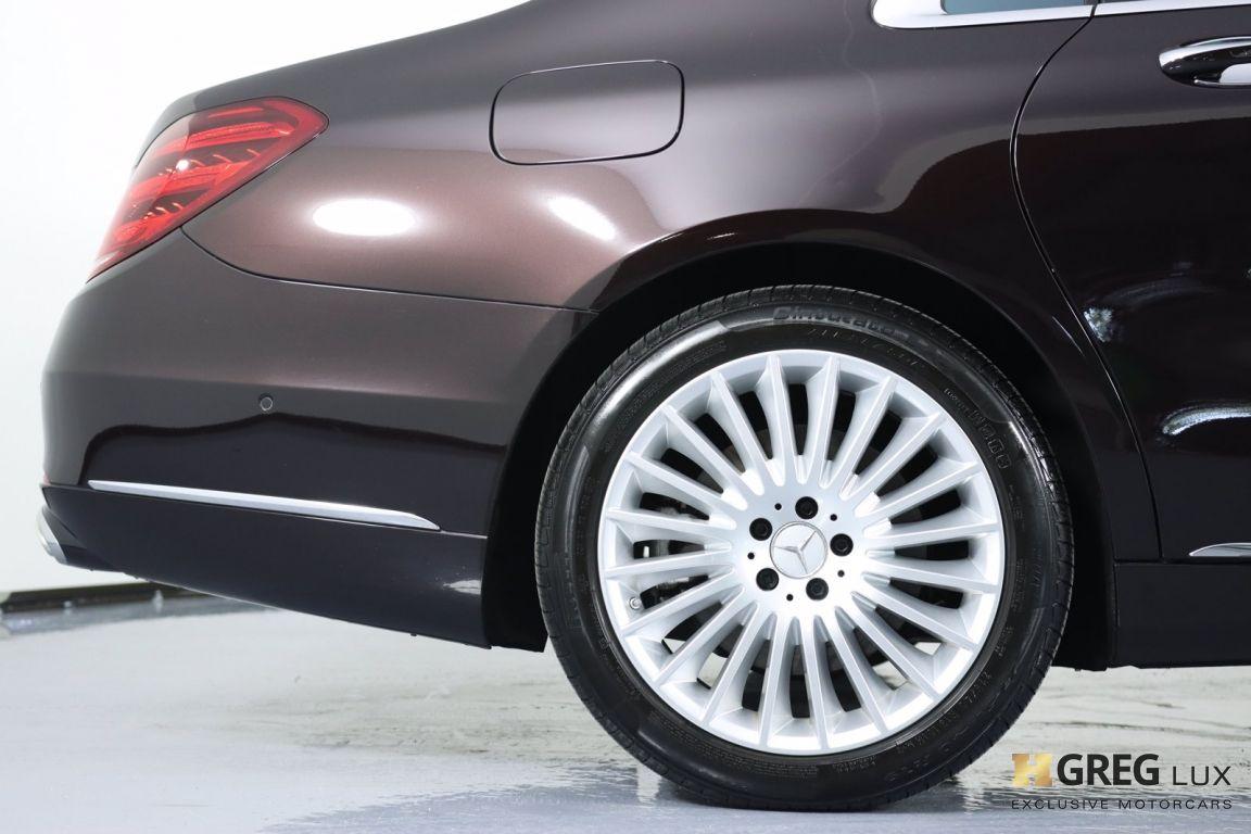 2019 Mercedes Benz S Class Maybach S 560 #18