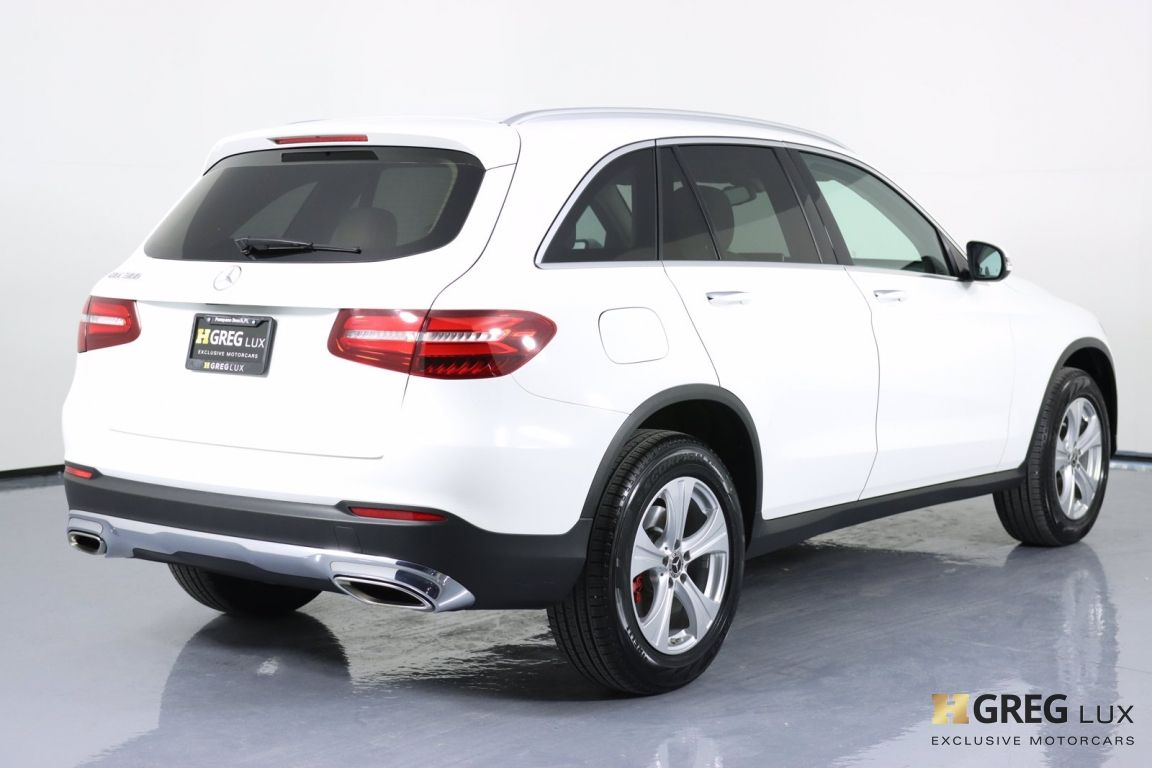 2018 Mercedes Benz GLC GLC 300 #16