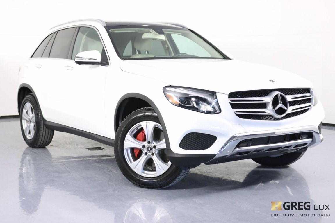 2018 Mercedes Benz GLC GLC 300 #0