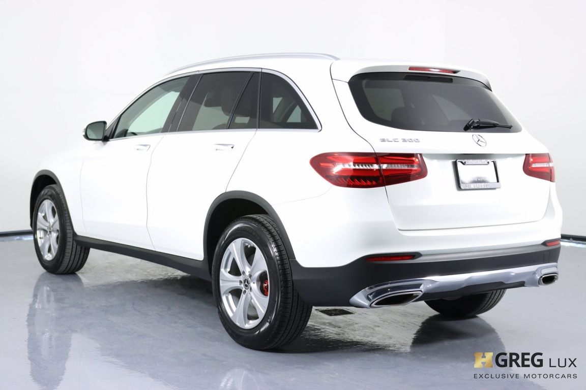 2018 Mercedes Benz GLC GLC 300 #22