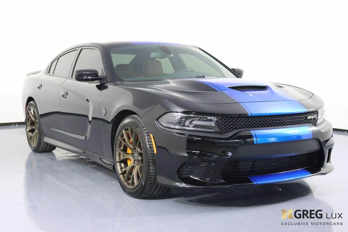 2018 Dodge Charger SRT Hellcat #10