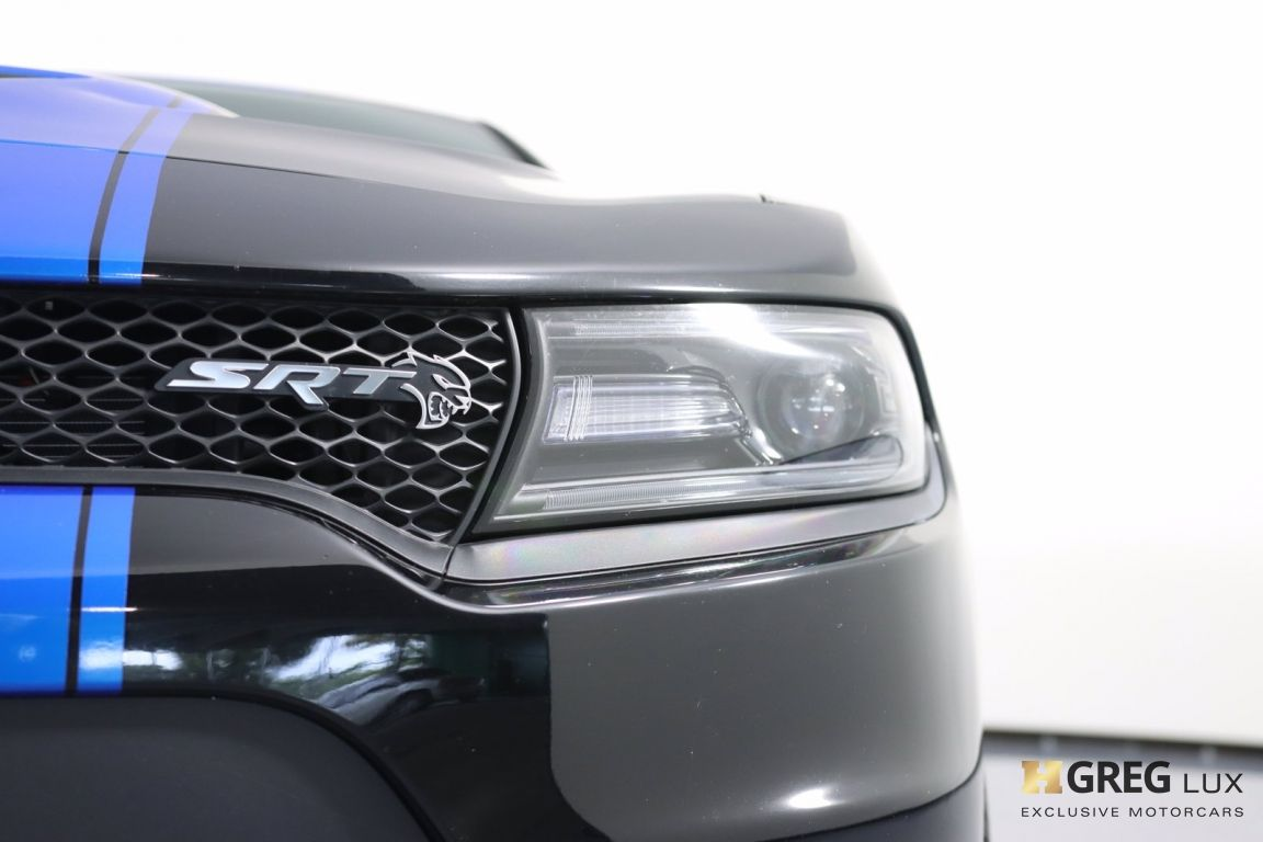 2018 Dodge Charger SRT Hellcat #5