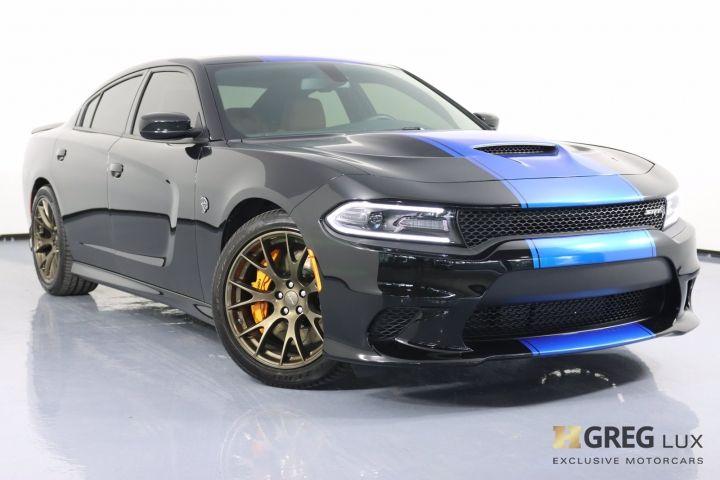 2018 Dodge Charger SRT Hellcat #0