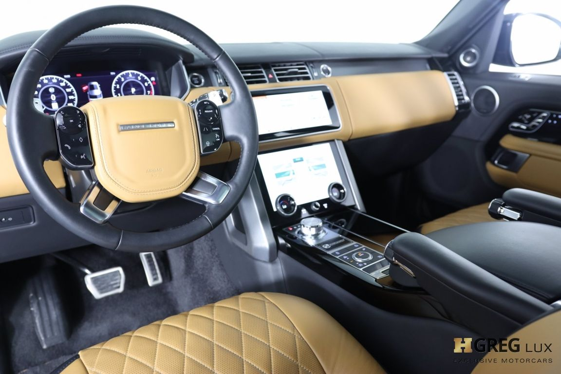 2020 Land Rover Range Rover SV Autobiography Dynamic #1