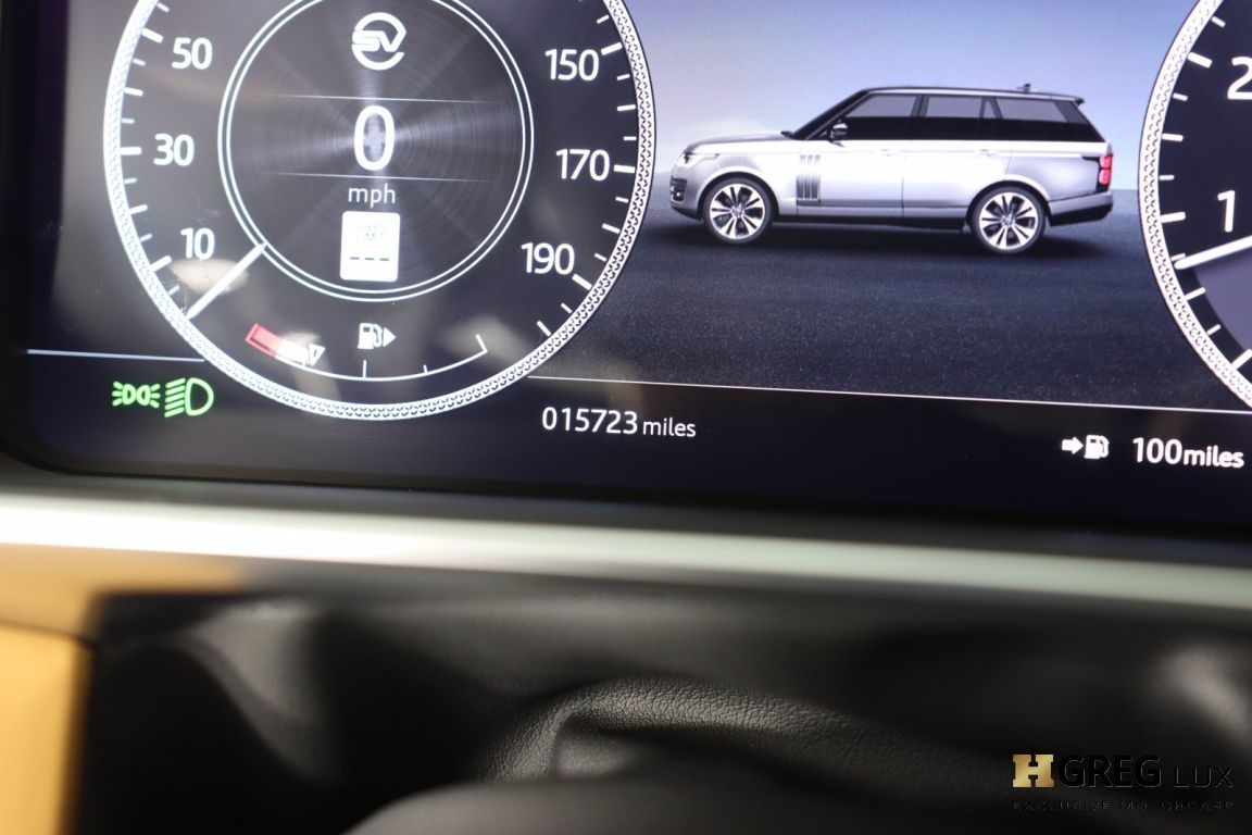 2020 Land Rover Range Rover SV Autobiography Dynamic #60