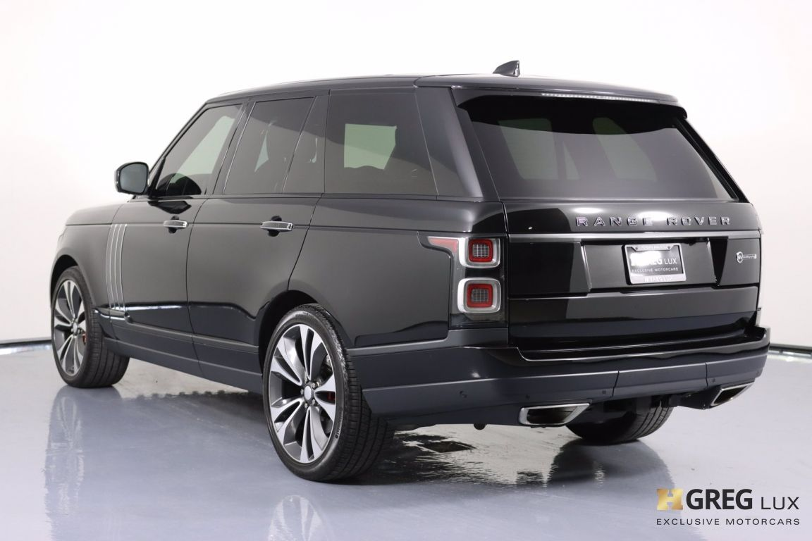 2020 Land Rover Range Rover SV Autobiography Dynamic #24