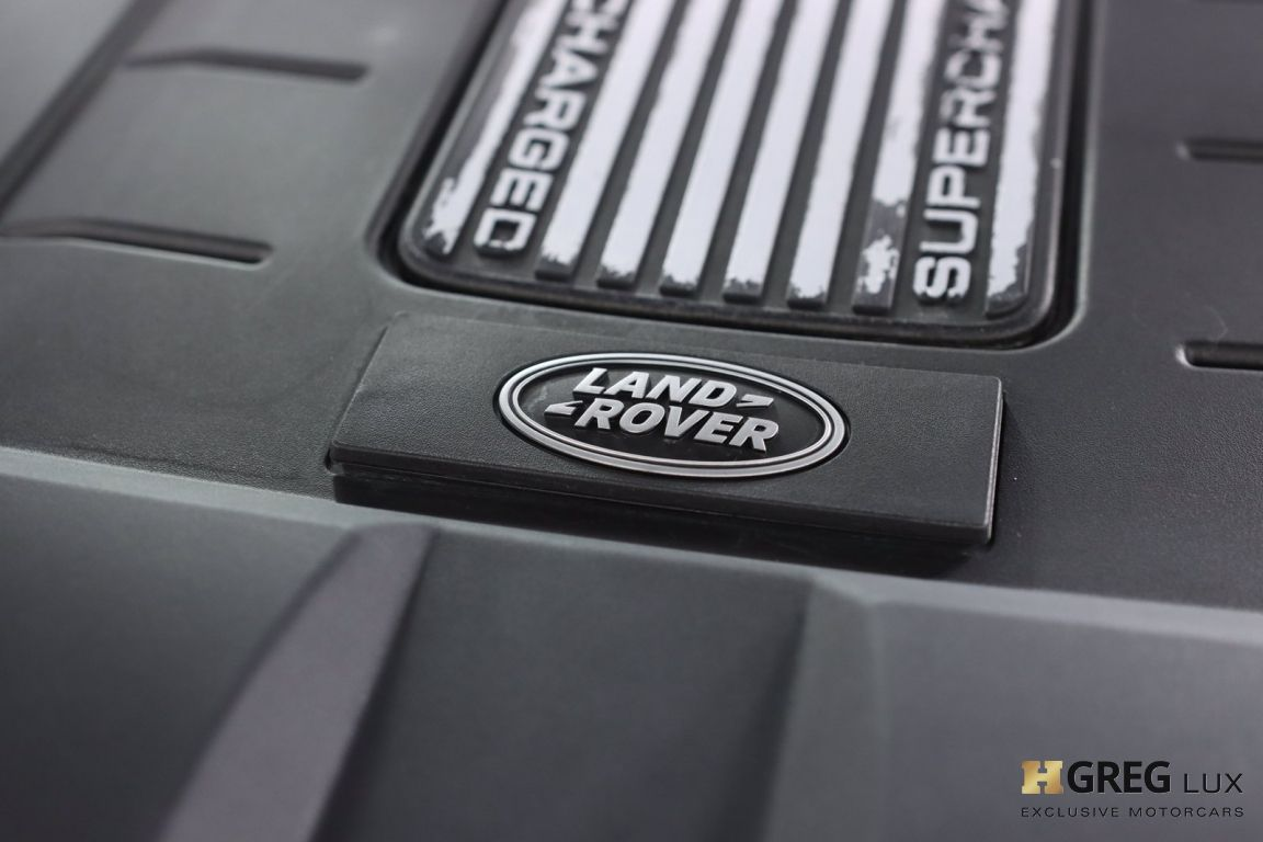 2020 Land Rover Range Rover SV Autobiography Dynamic #69