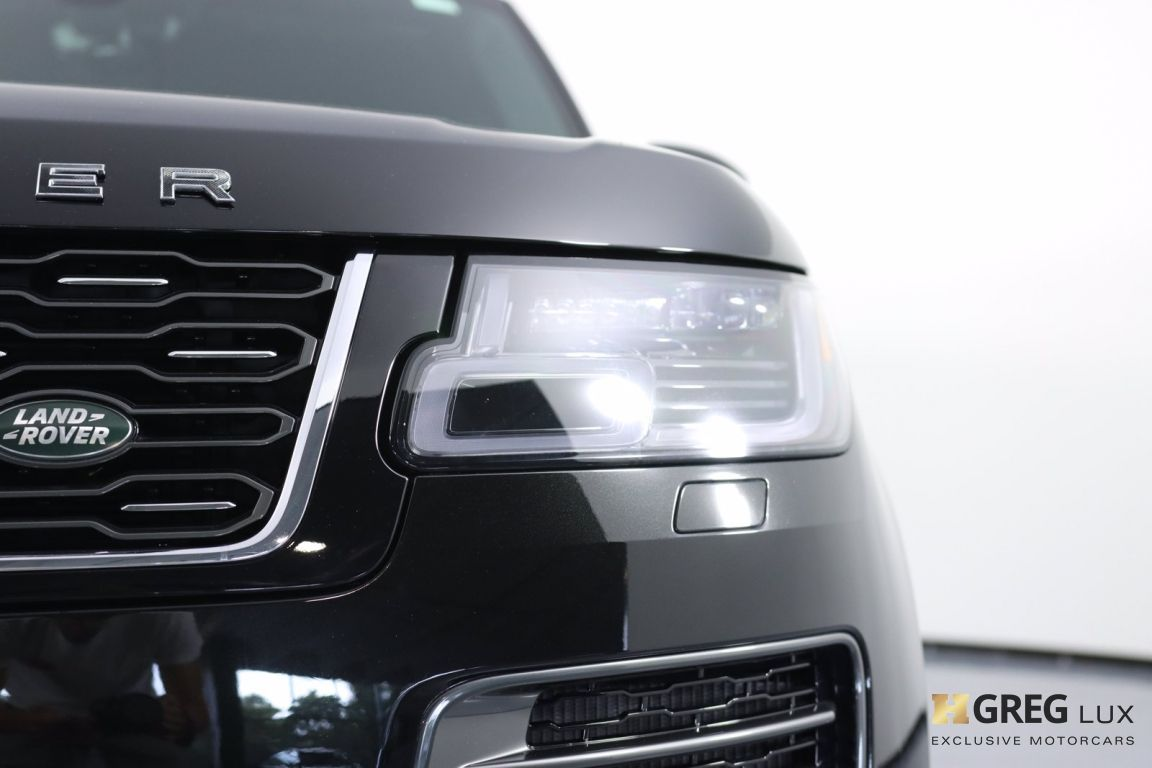 2020 Land Rover Range Rover SV Autobiography Dynamic #5