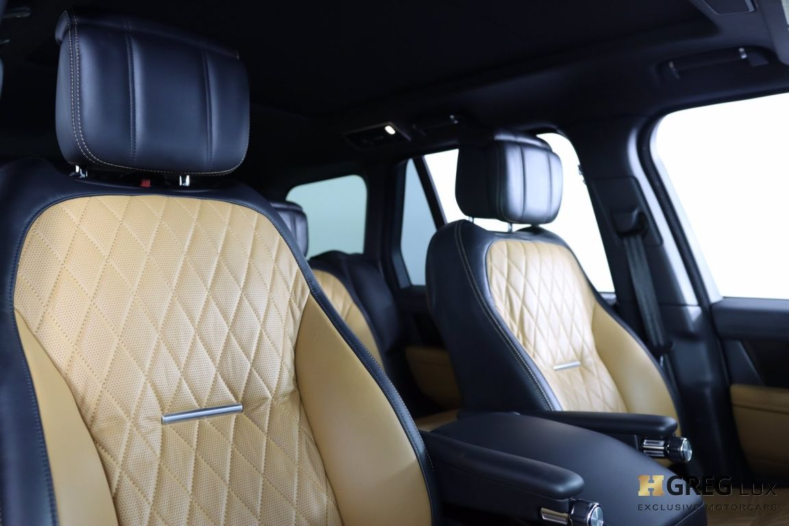2020 Land Rover Range Rover SV Autobiography Dynamic #36