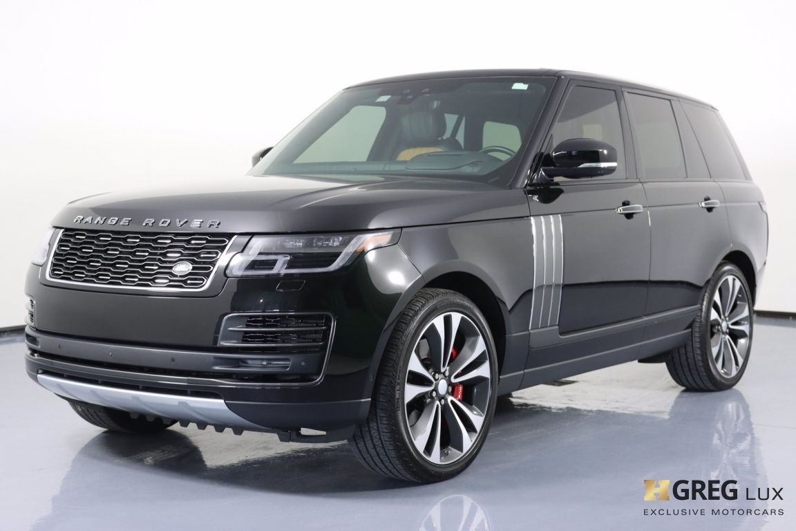 2020 Land Rover Range Rover SV Autobiography Dynamic #32