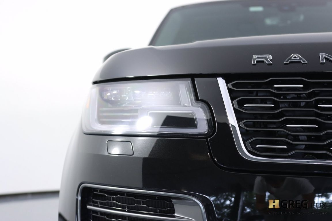 2020 Land Rover Range Rover SV Autobiography Dynamic #4