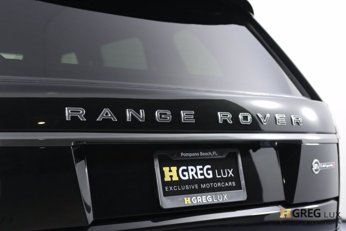2020 Land Rover Range Rover SV Autobiography Dynamic #23