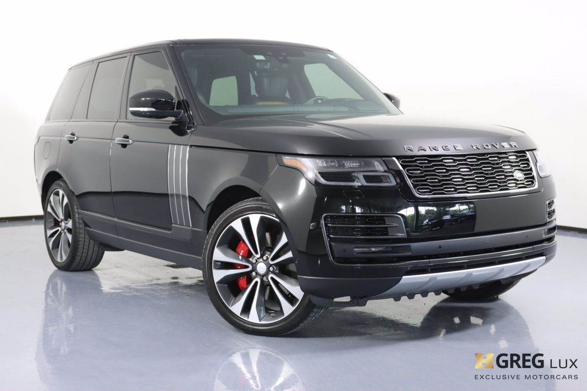 2020 Land Rover Range Rover SV Autobiography Dynamic #0
