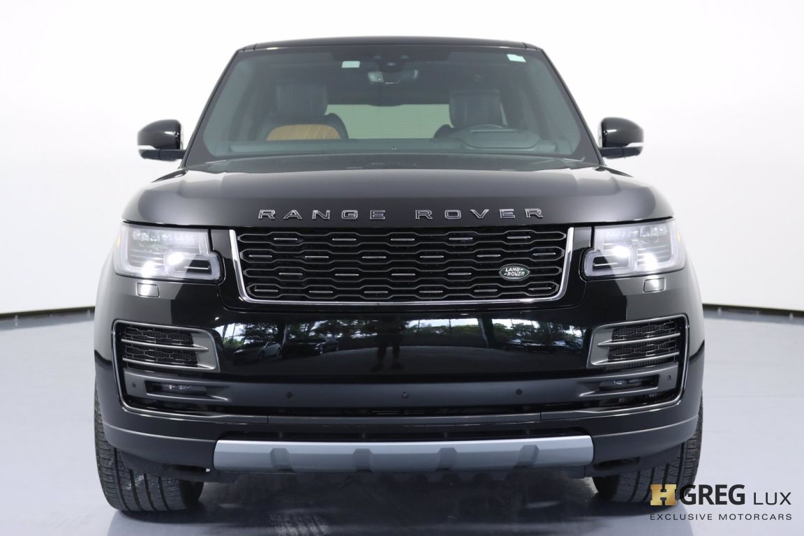 2020 Land Rover Range Rover SV Autobiography Dynamic #3
