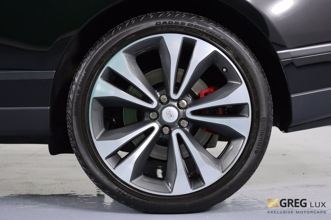 2020 Land Rover Range Rover SV Autobiography Dynamic #30
