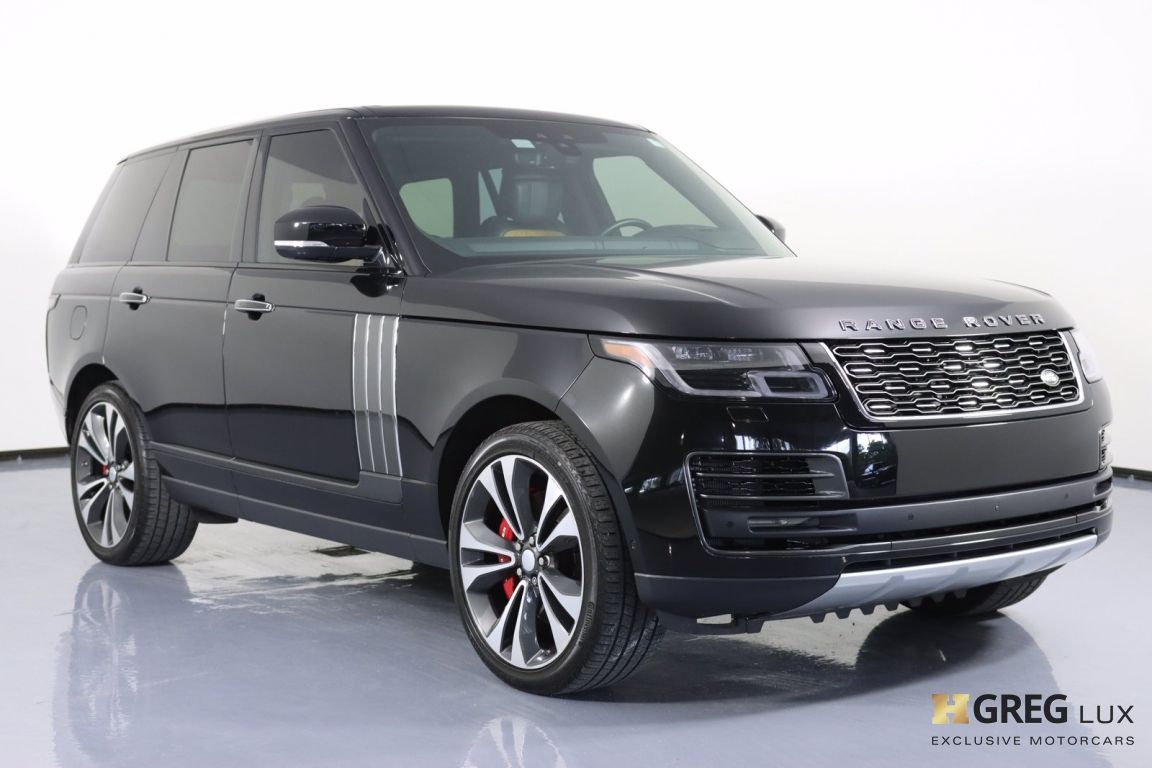2020 Land Rover Range Rover SV Autobiography Dynamic #10
