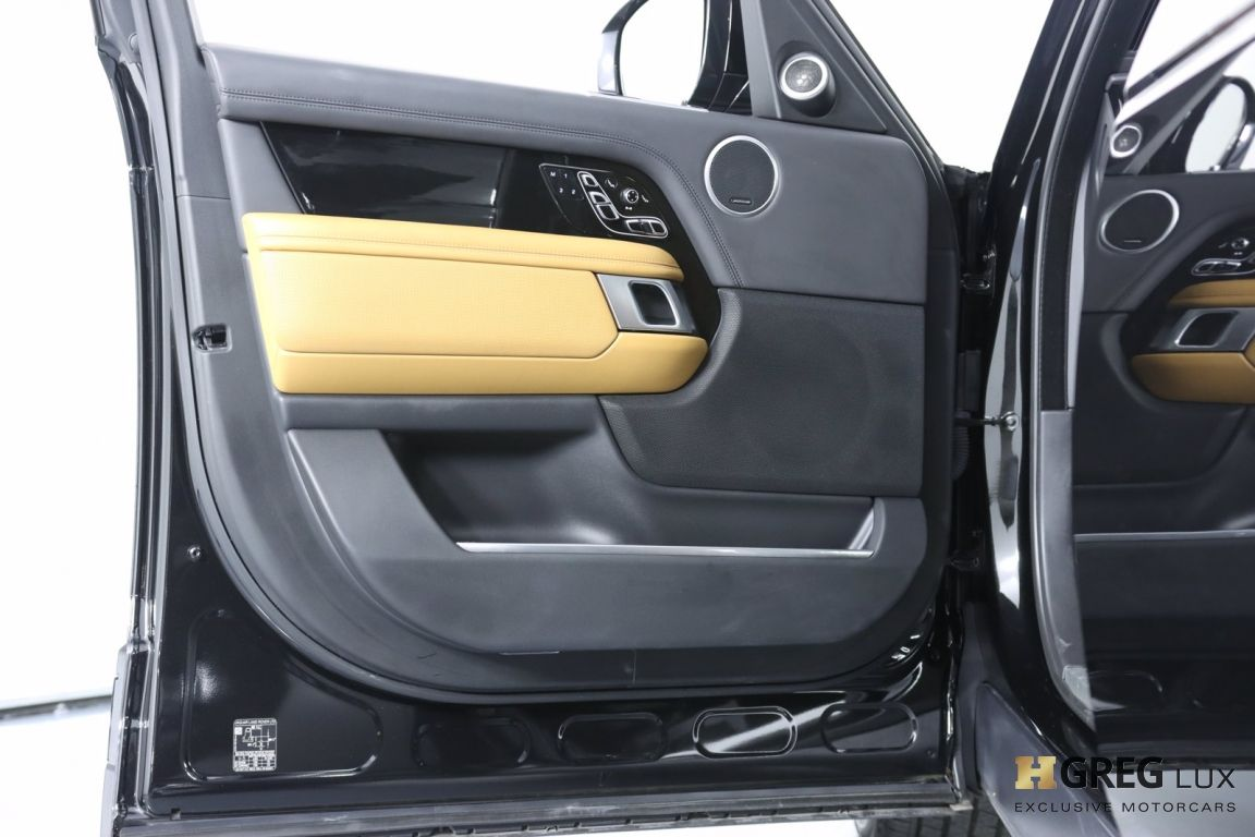 2020 Land Rover Range Rover SV Autobiography Dynamic #42