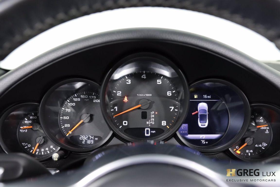 2017 Porsche 911 Carrera #54