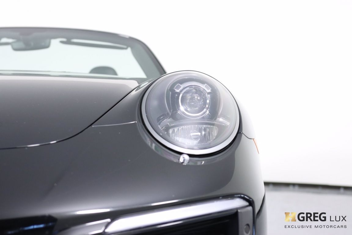 2017 Porsche 911 Carrera #5