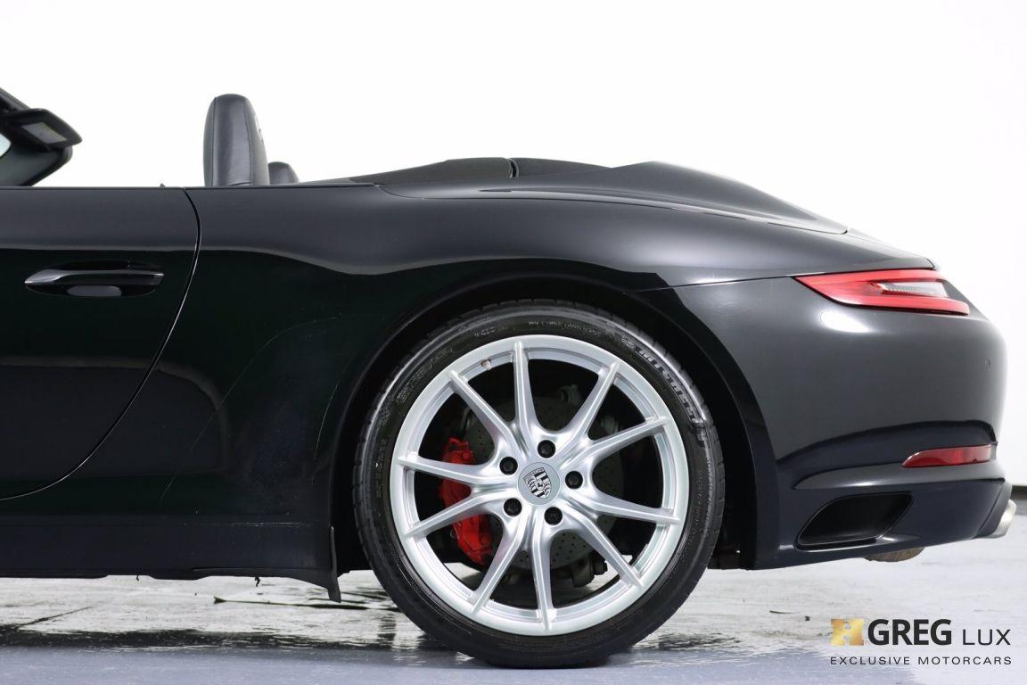 2017 Porsche 911 Carrera #28