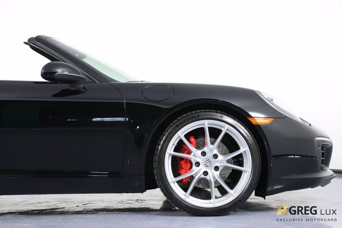 2017 Porsche 911 Carrera #11