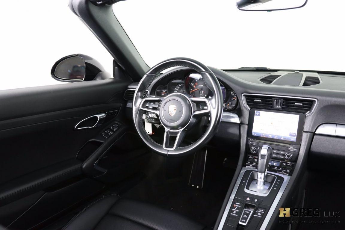 2017 Porsche 911 Carrera #51
