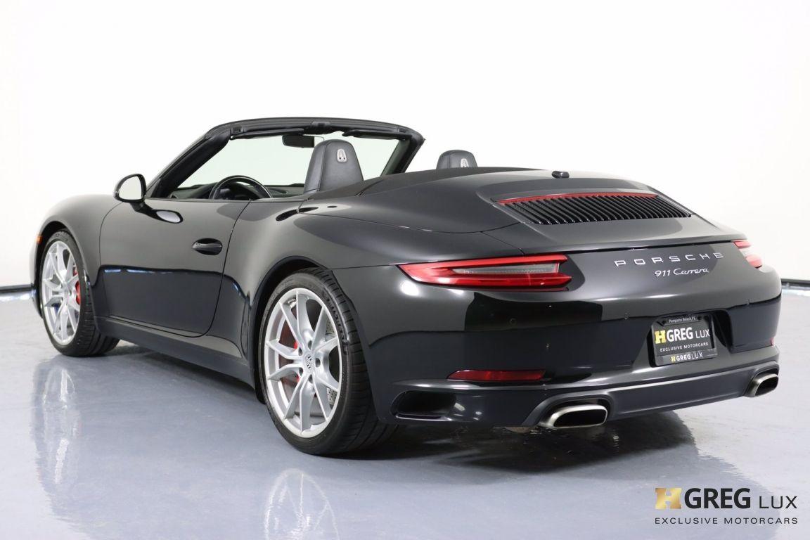 2017 Porsche 911 Carrera #23