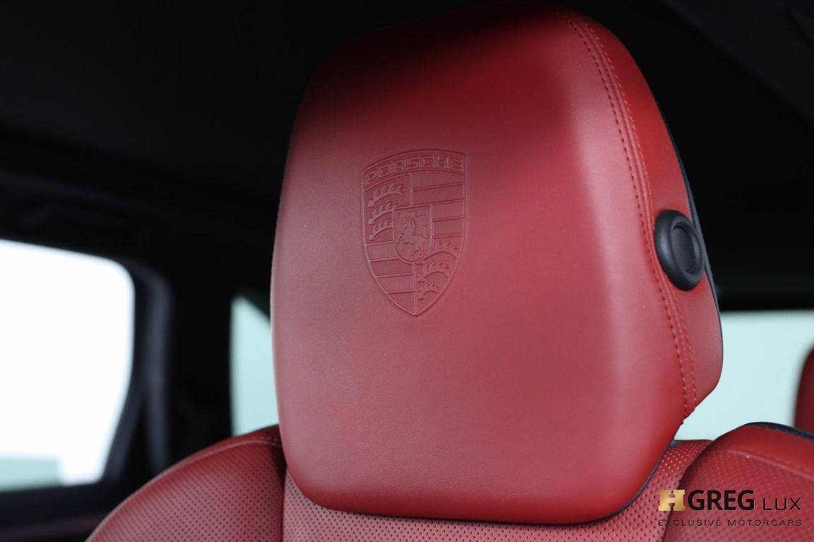 2016 Porsche Cayenne Turbo S #33
