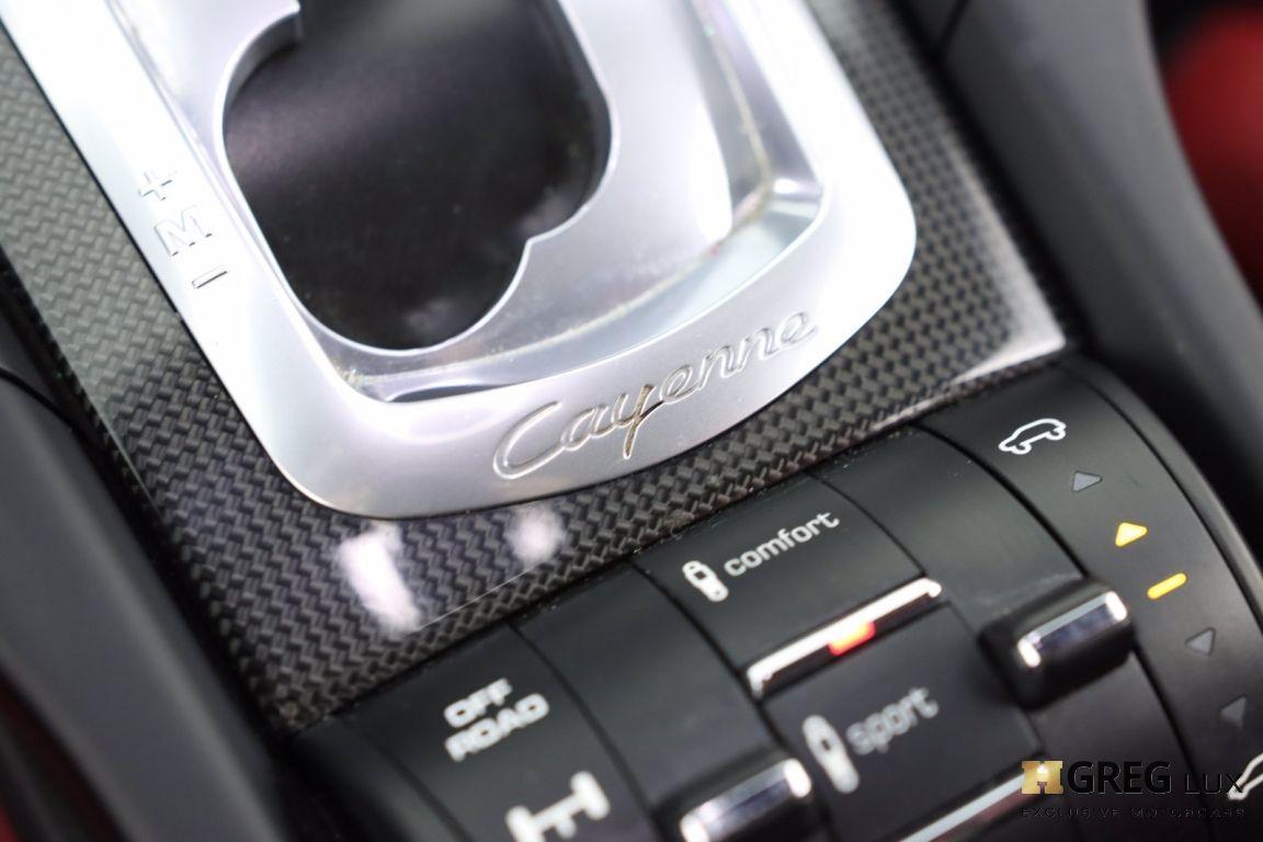 2016 Porsche Cayenne Turbo S #48