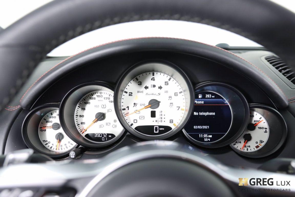 2016 Porsche Cayenne Turbo S #57