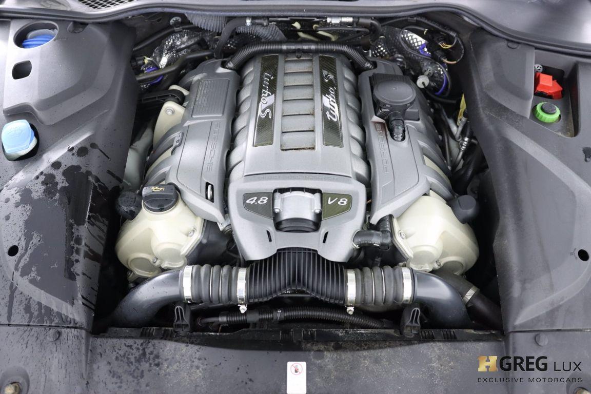 2016 Porsche Cayenne Turbo S #65