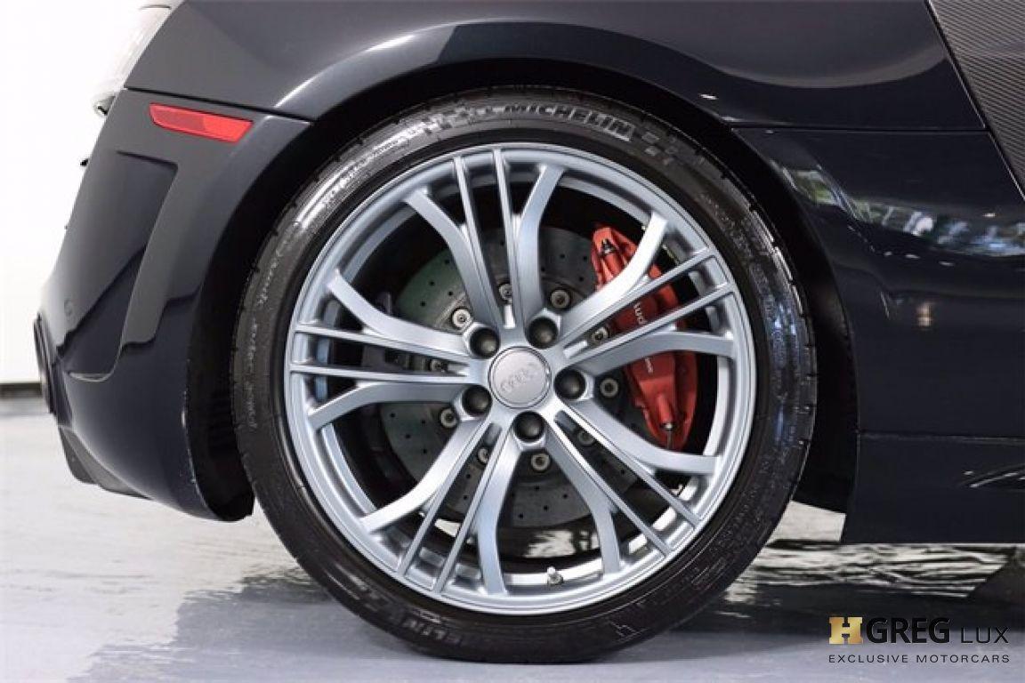 2012 Audi R8 5.2L GT #17