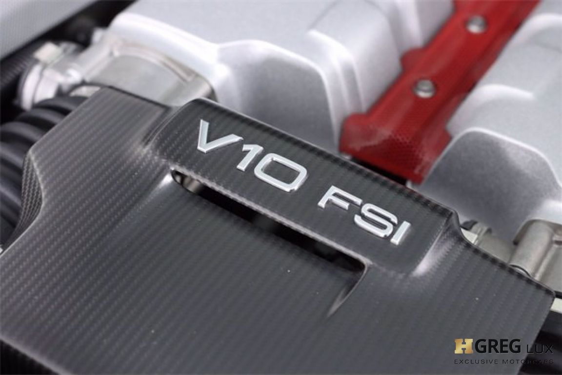 2012 Audi R8 5.2L GT #65