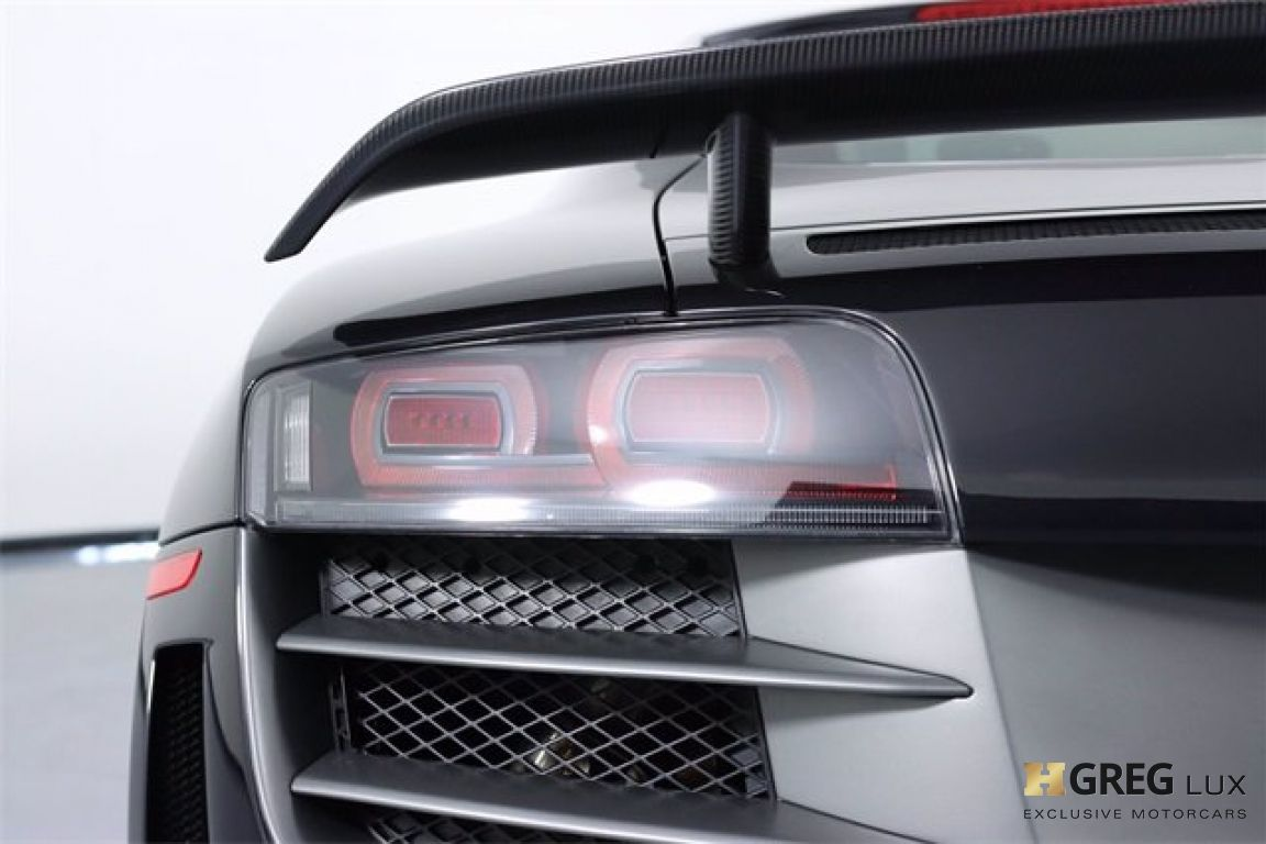 2012 Audi R8 5.2L GT #22