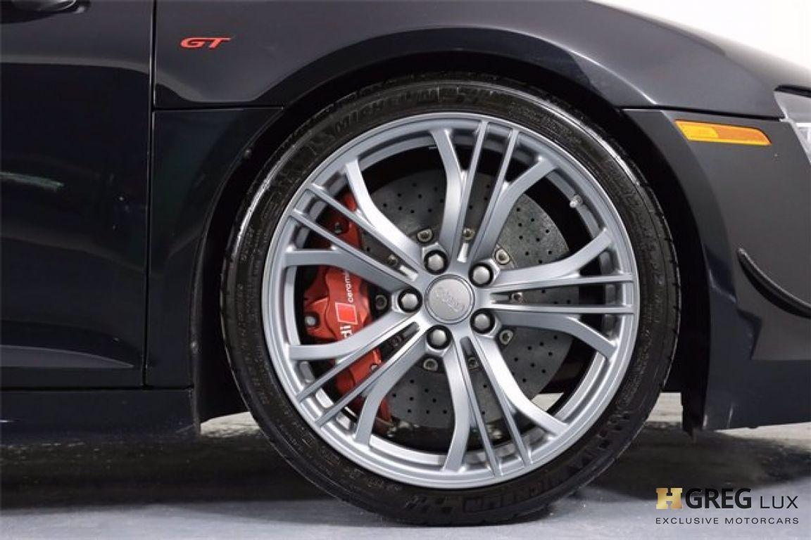 2012 Audi R8 5.2L GT #13