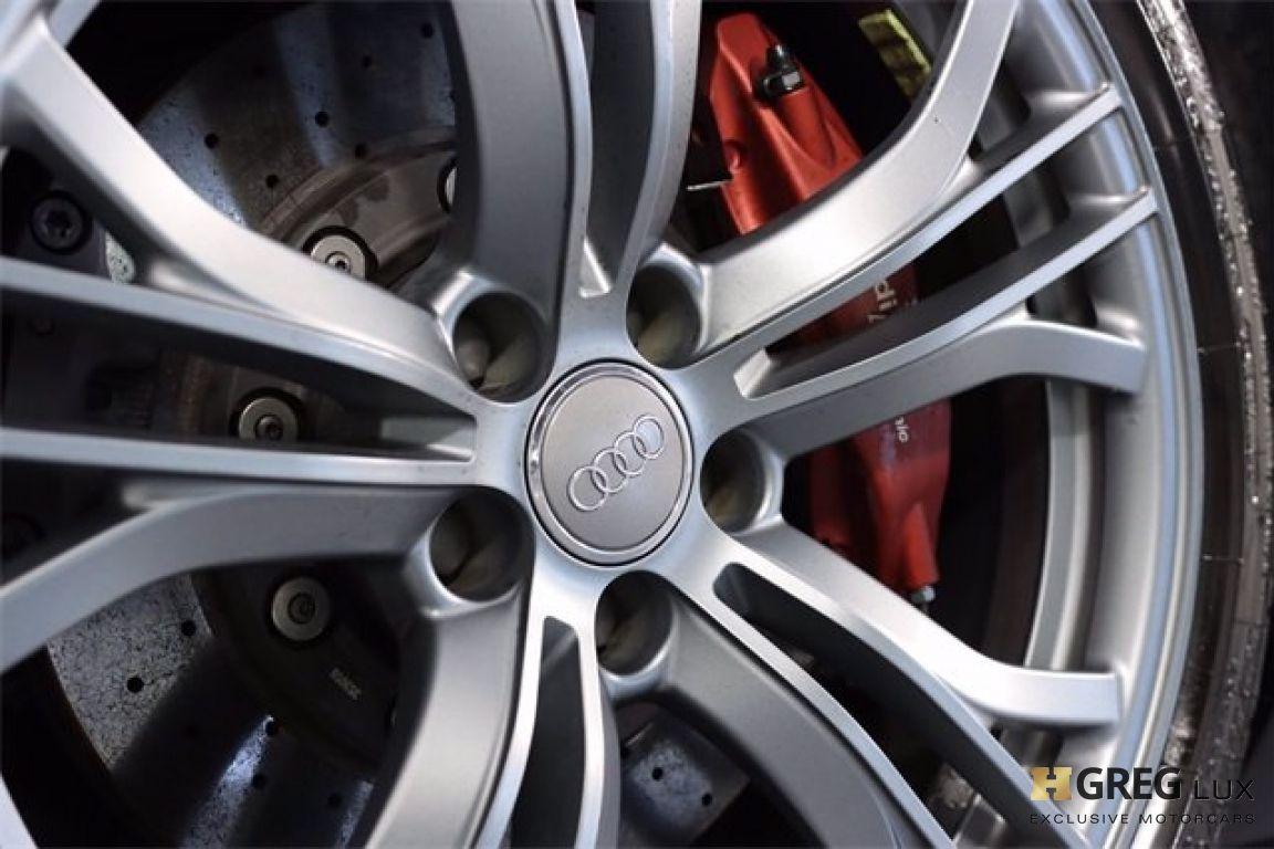 2012 Audi R8 5.2L GT #18