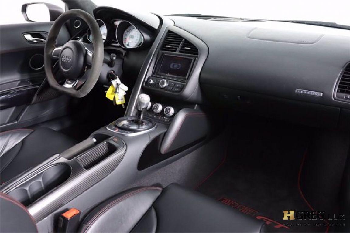 2012 Audi R8 5.2L GT #60