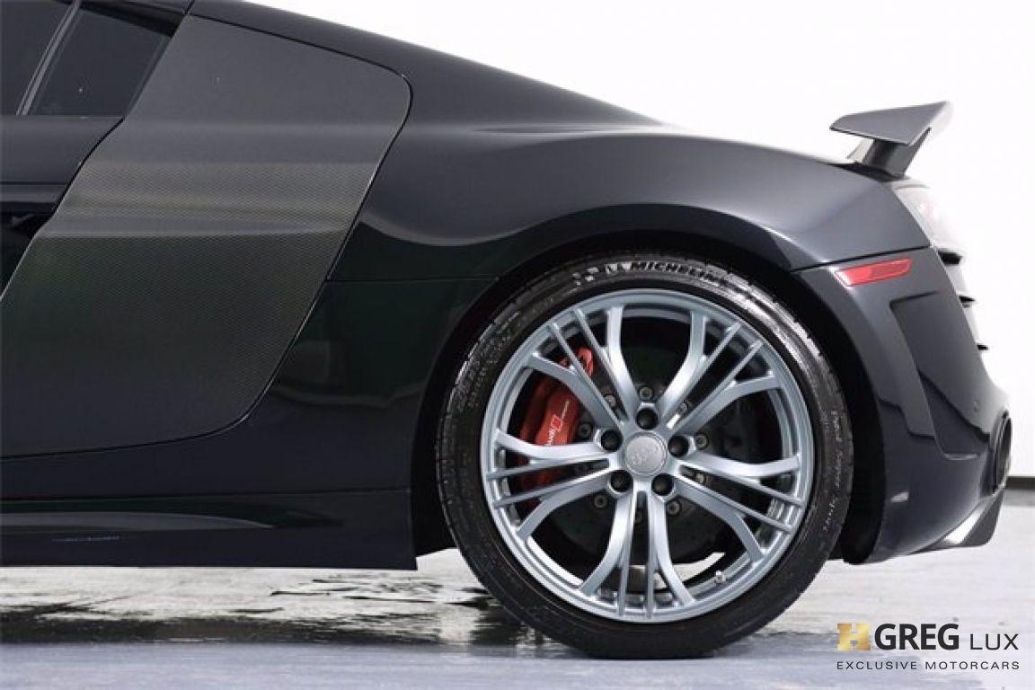 2012 Audi R8 5.2L GT #33