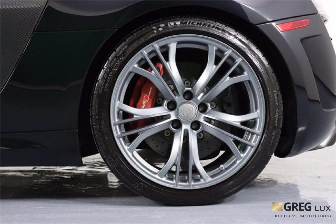 2012 Audi R8 5.2L GT #34