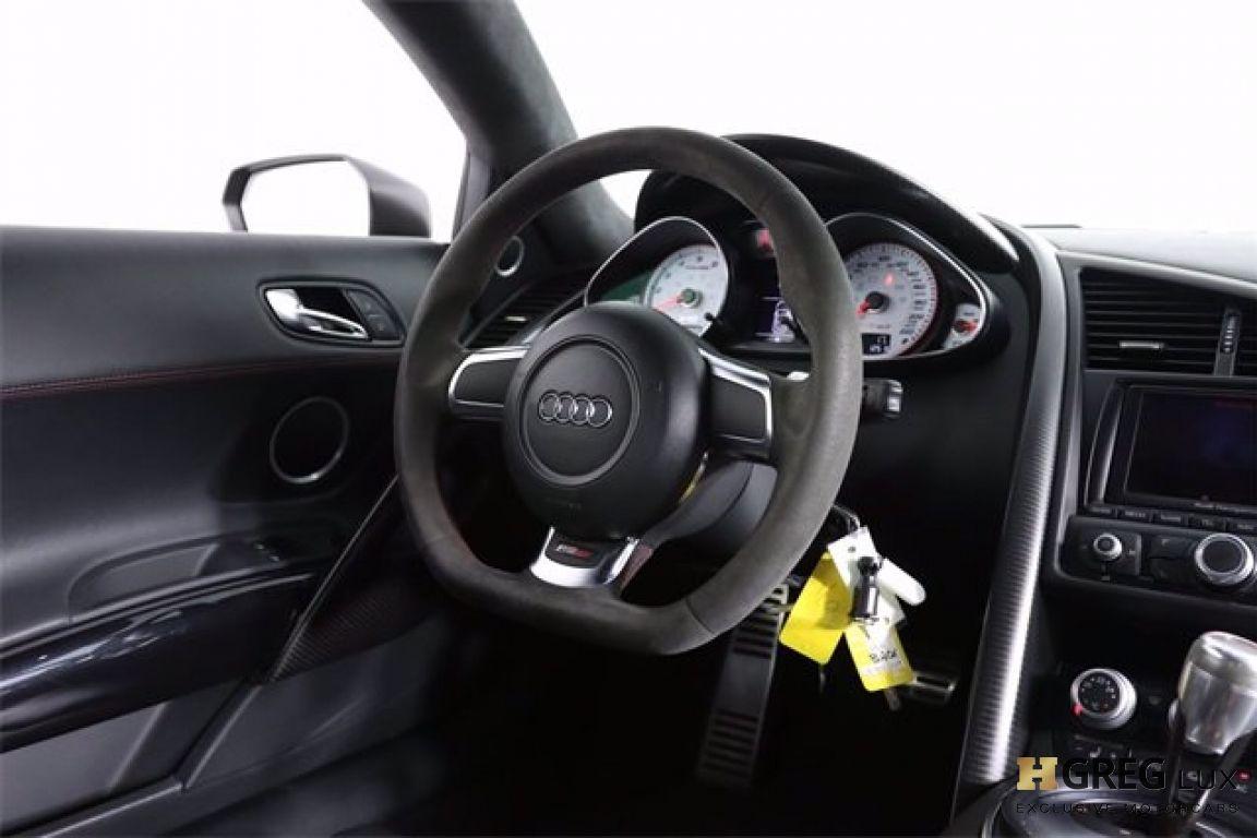 2012 Audi R8 5.2L GT #53