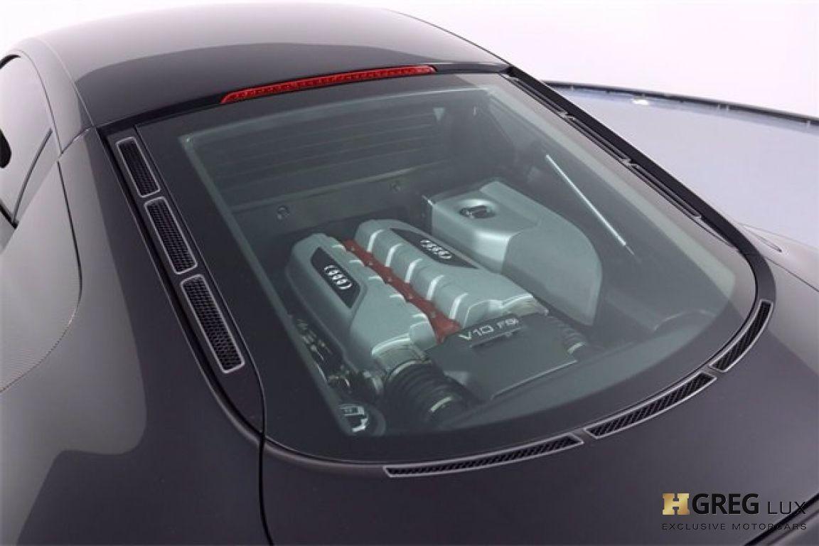 2012 Audi R8 5.2L GT #27