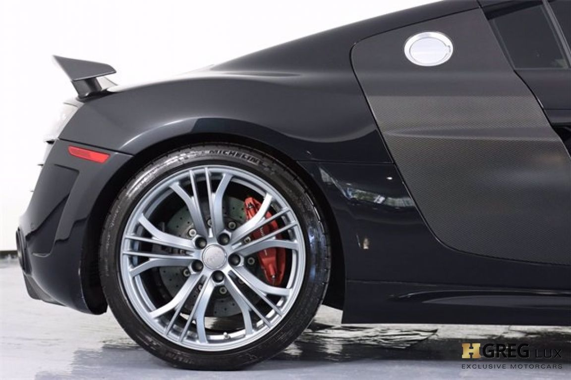 2012 Audi R8 5.2L GT #16