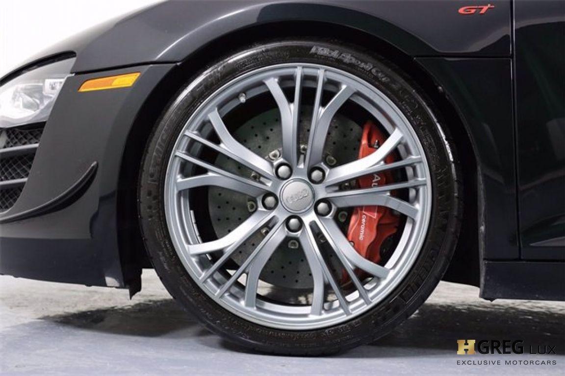 2012 Audi R8 5.2L GT #31