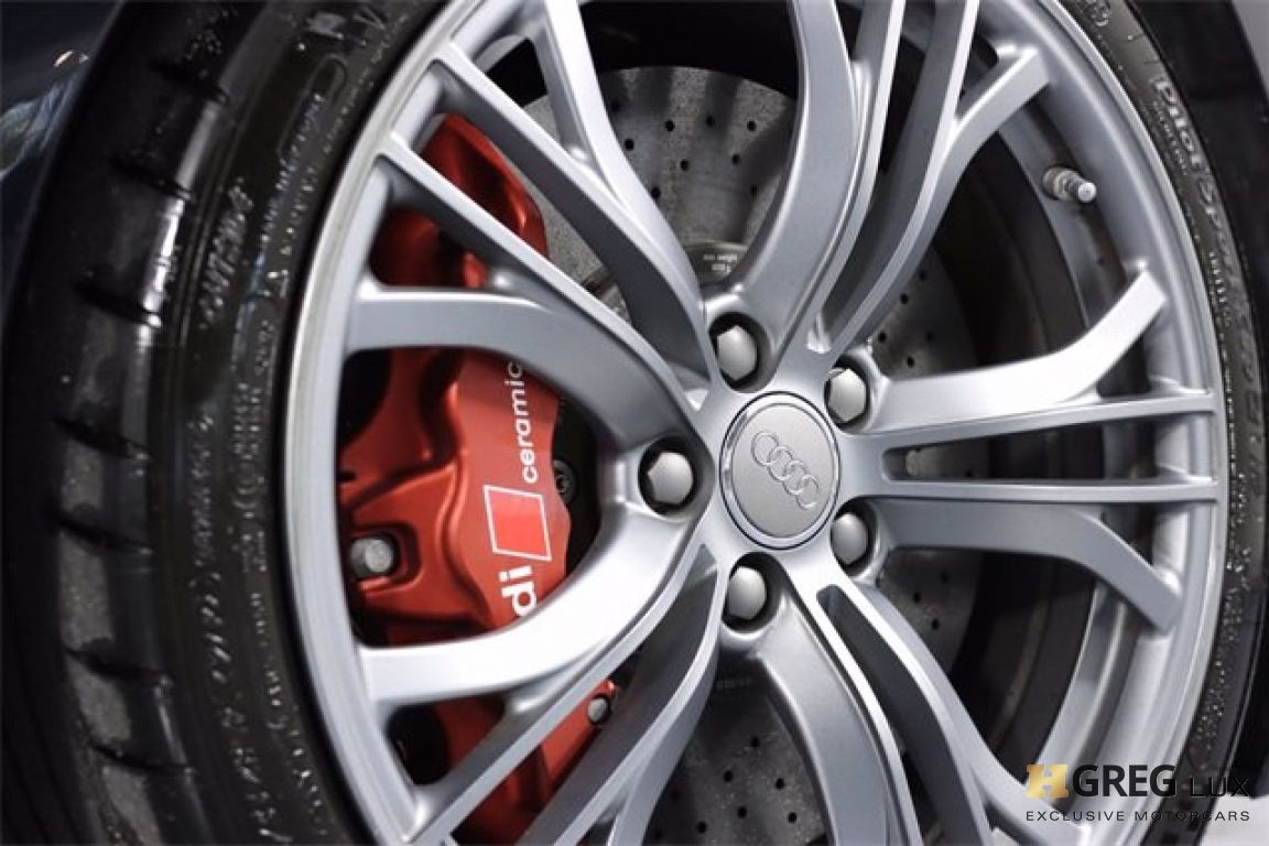 2012 Audi R8 5.2L GT #14