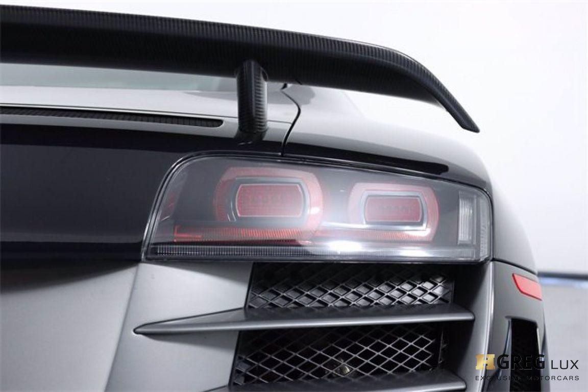 2012 Audi R8 5.2L GT #23